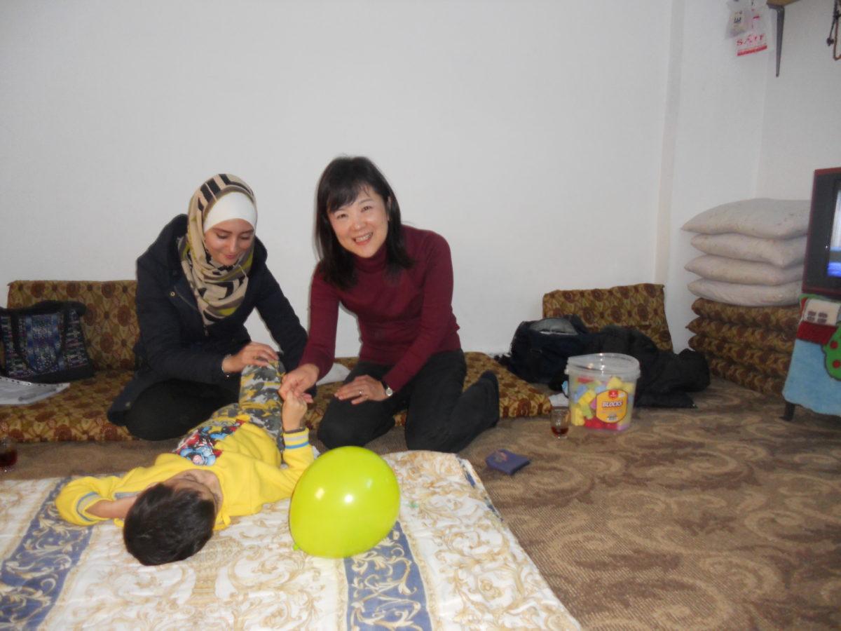 ヨルダンでのシリア難民負傷者・障害者支援プロジェクトを終えて@第8回タリィカフェ